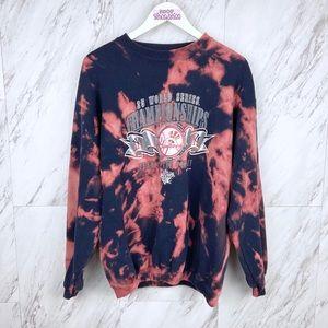 Vintage 1999 New York Yankees Crew Neck Sweatshirt